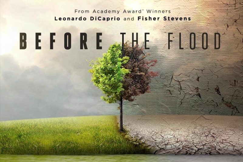 DiCaprio Documentary Before the Flood