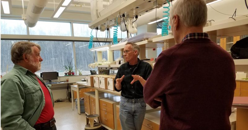 SERC does research on North American orchids