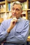 biologist and conservationist e.o. wilson